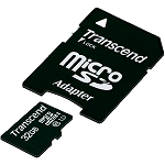 Micro SD Cards voor Brightsign
