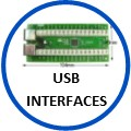 USB interface voor Brightsign